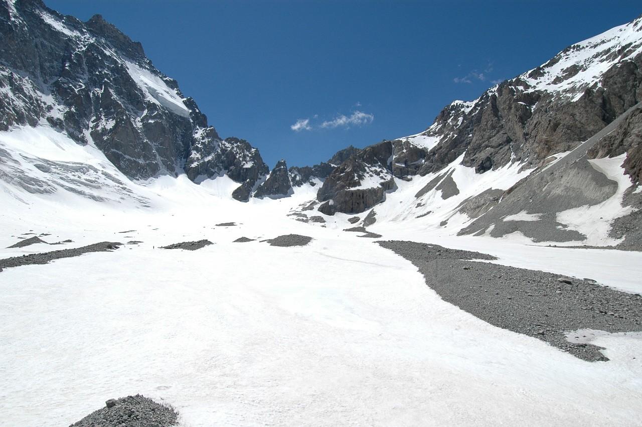 Fond du Glacier Noir