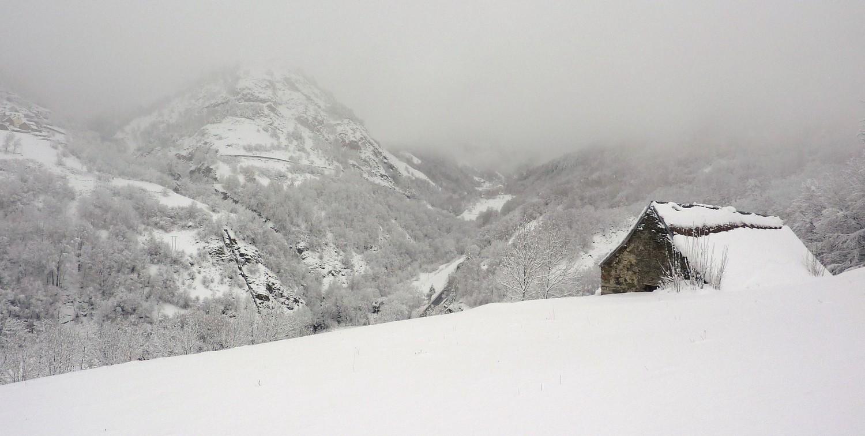 vue sur la vallée de Barèges