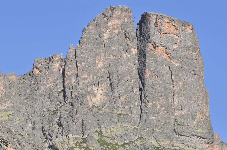 Monte Castello, Torre Castello W