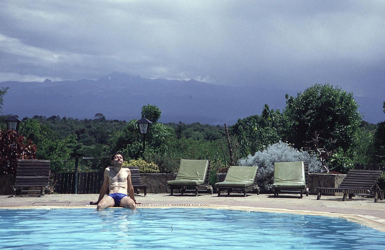 Naru Moru River Lodge après le Mont Kenya
