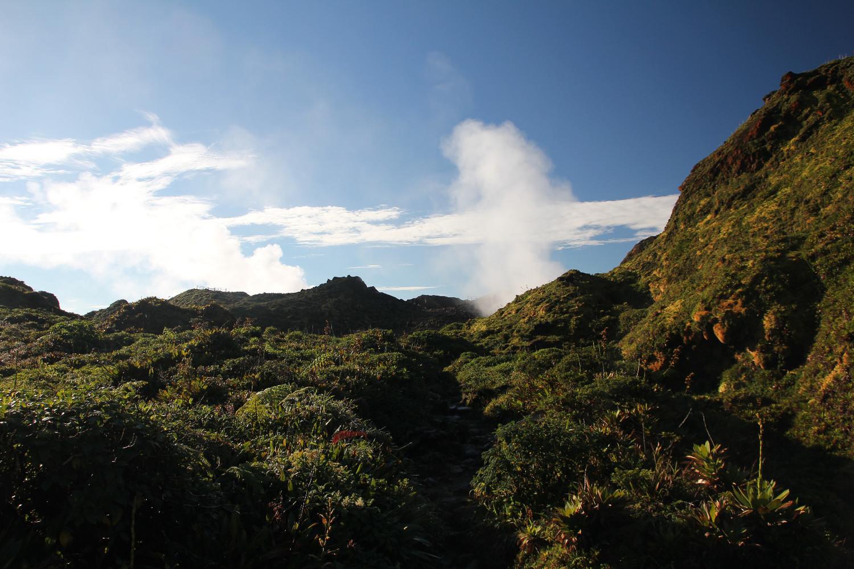 Plateau sommital