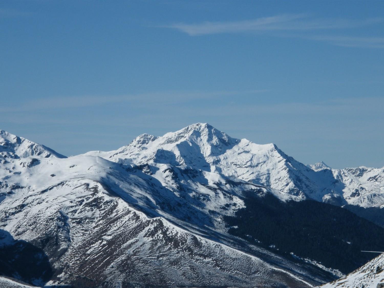 Le Pic de Montaigu