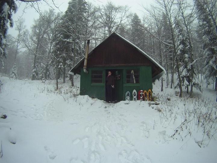 Cabane du Pison