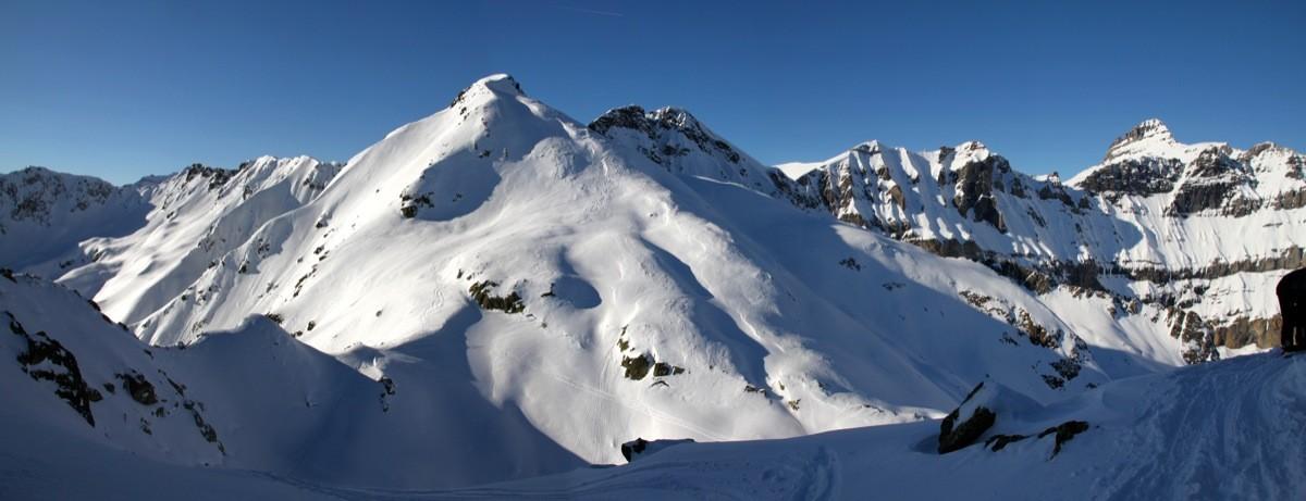 Col de Fenestral et Blantsin