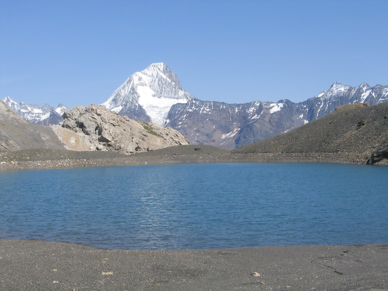 bietschhorn, du lac stierstutz
