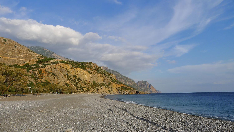 Soughia, retour sur le sable.