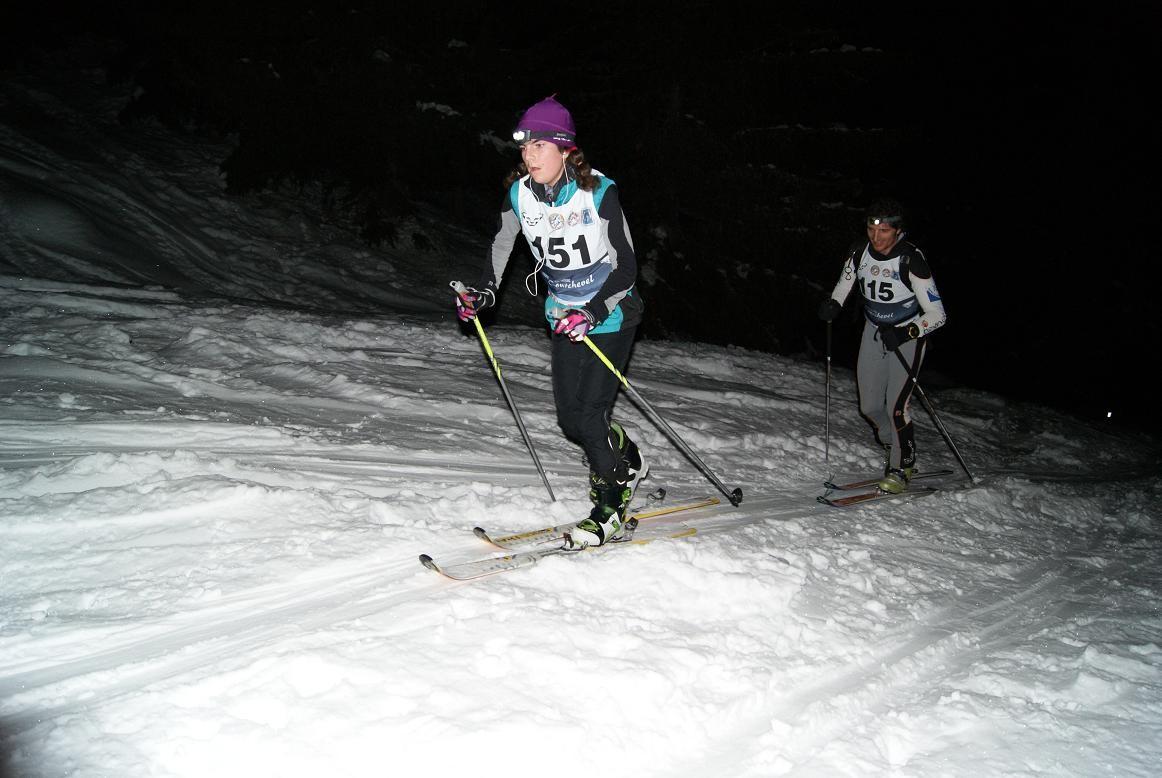Julie Blanc et Frédéric Dorne (3ème DSTC)