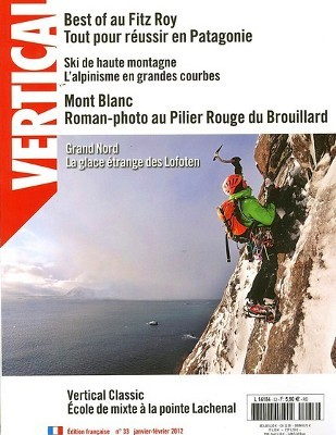 Couverture Vertical #33
