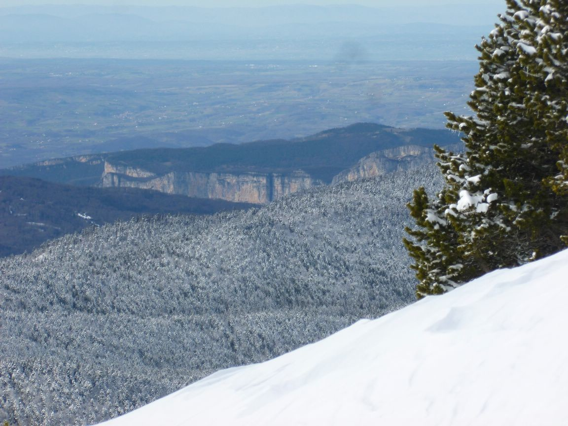 ski le matin grimpe l'après midi ?