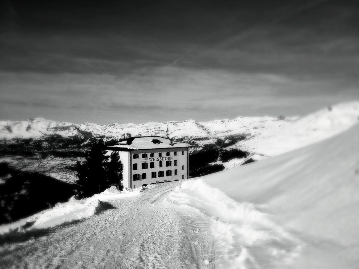 Hotel Weisshorn Hiver