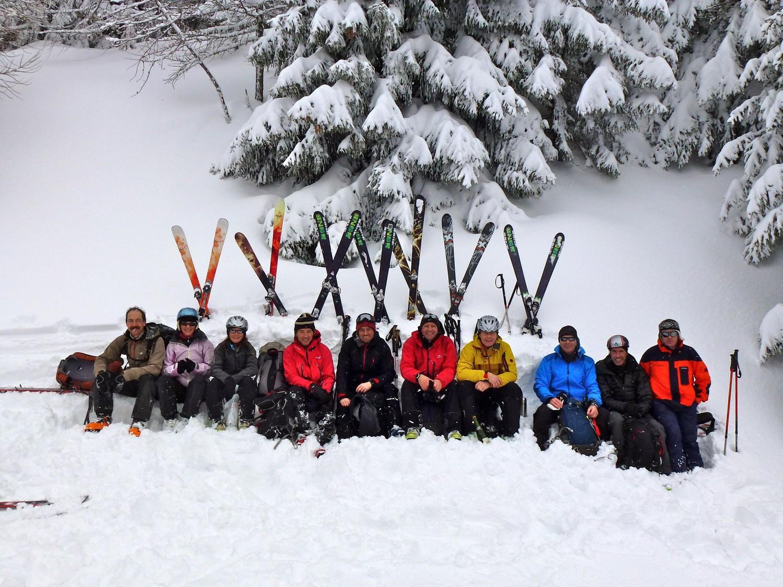 Pub pour une marque de ski....