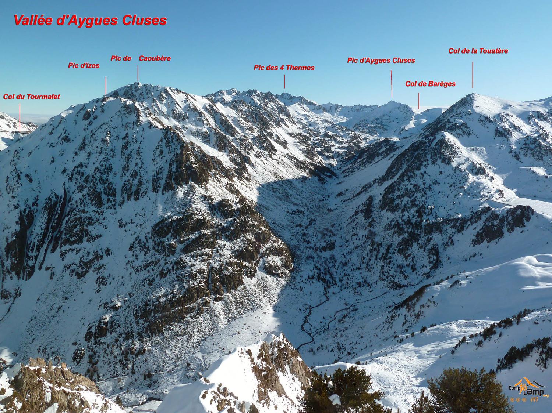 Vallée d'Aygues Cluses