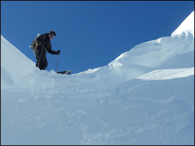 départ: ça passe à ski