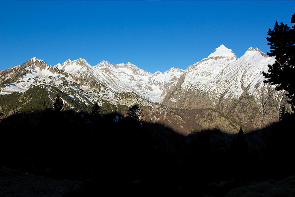Russell - Aneto - vallée des Salenques - Feixan