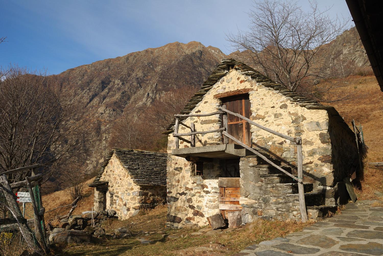 Alpe Curt (PN du ValGrande)