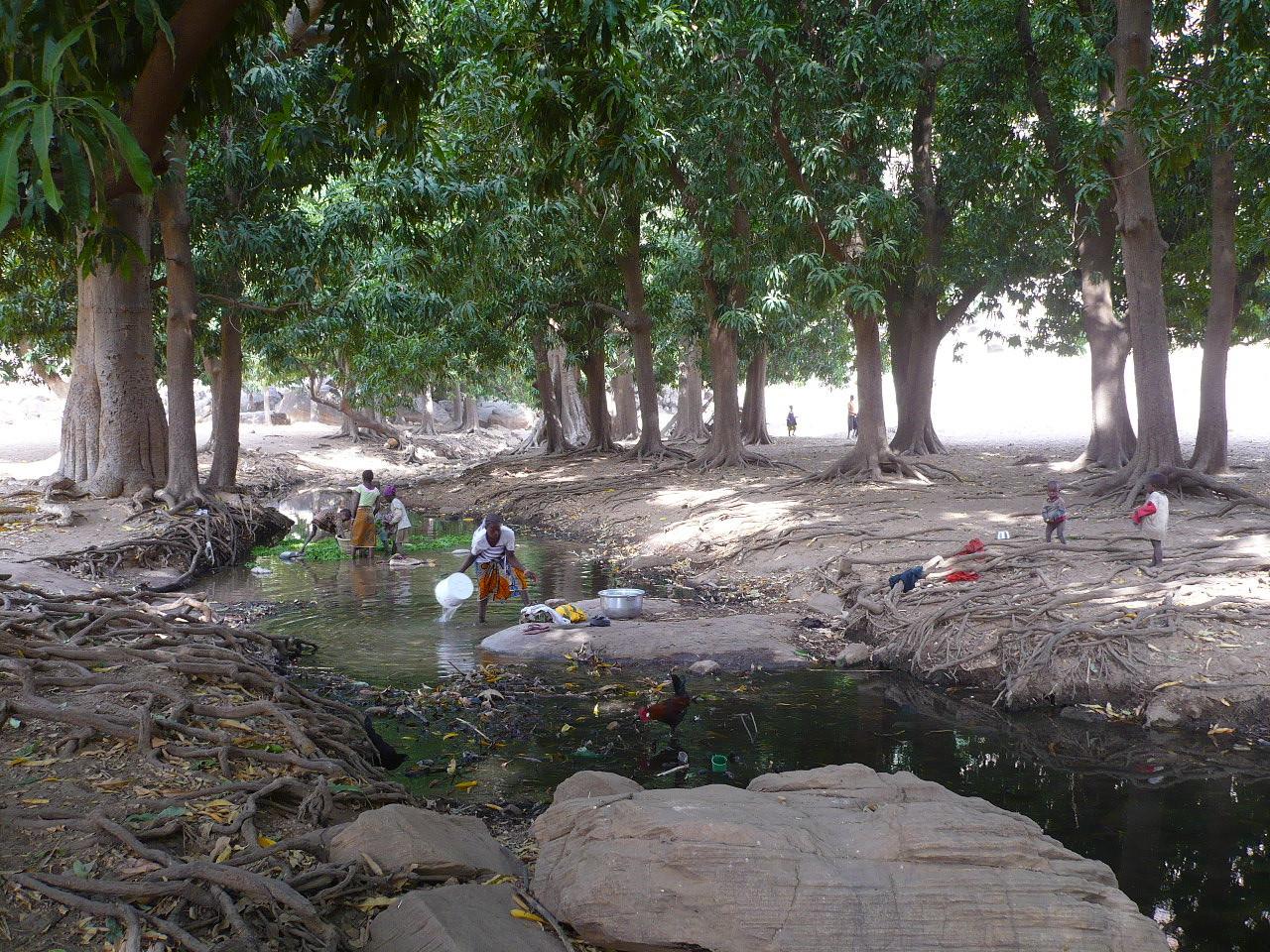 rivière à Nombori