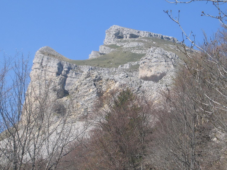roc de Toulau, du pas Gouillat