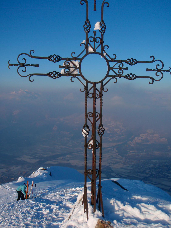 croix sommitale