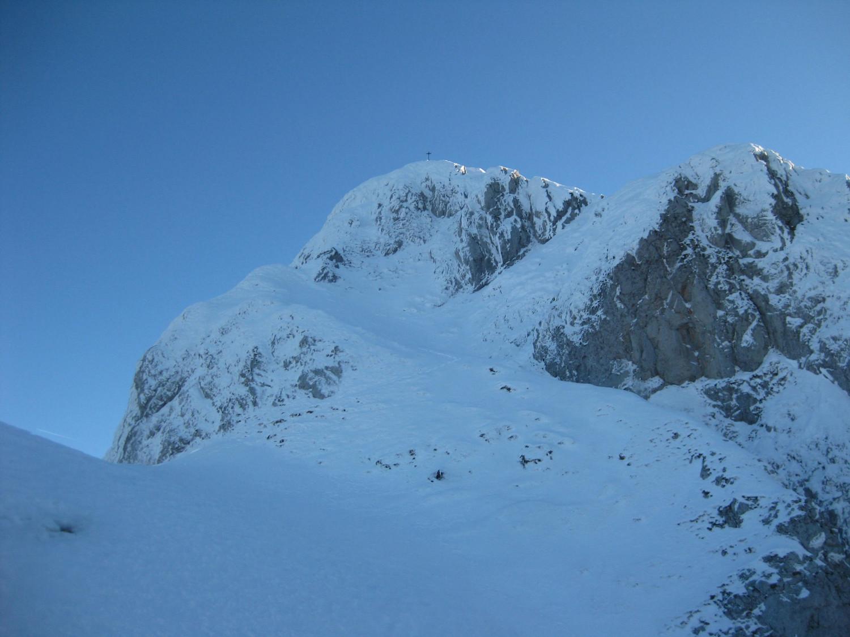 dernier passage avant le sommet