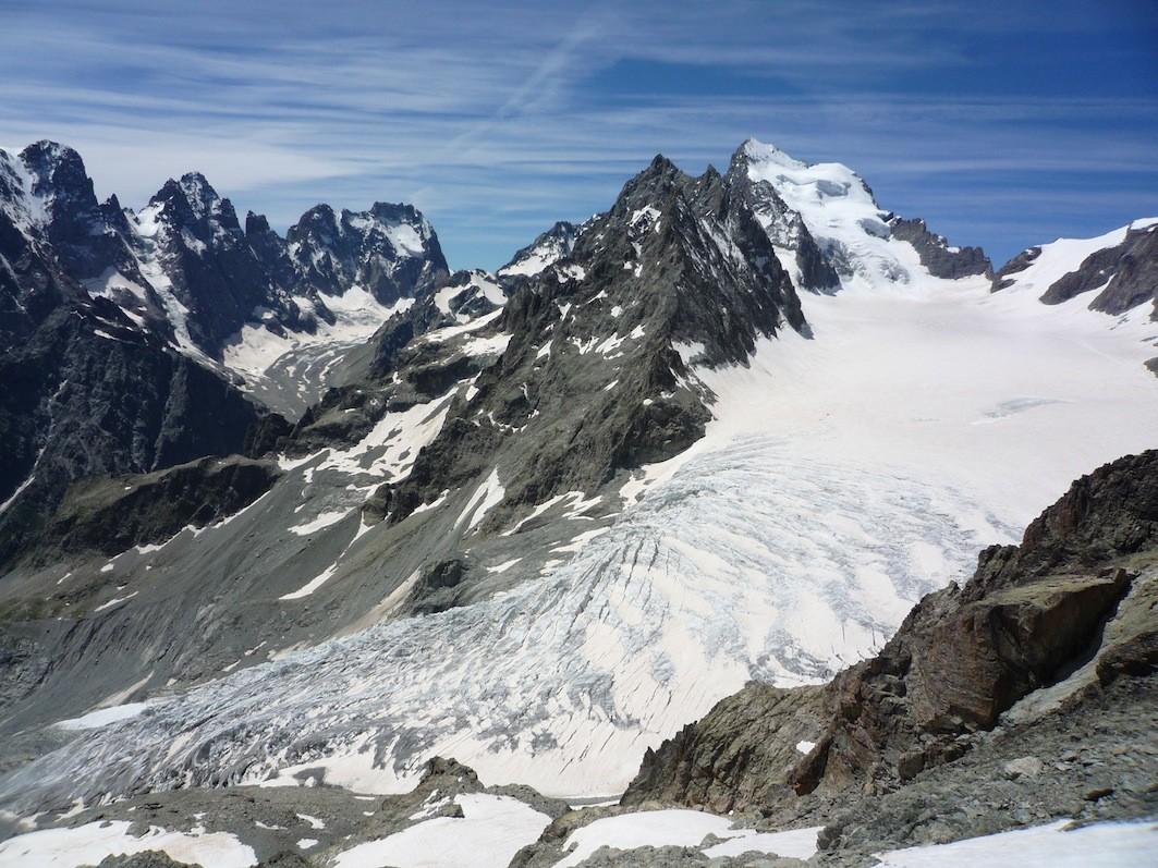 col du glacier d arsine