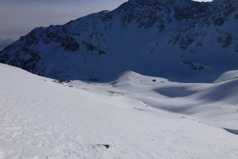 Alpage-lac de Meretschi