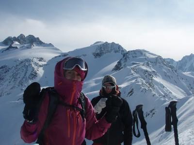 Ambiance glaciale - Cynthia et Nicolas