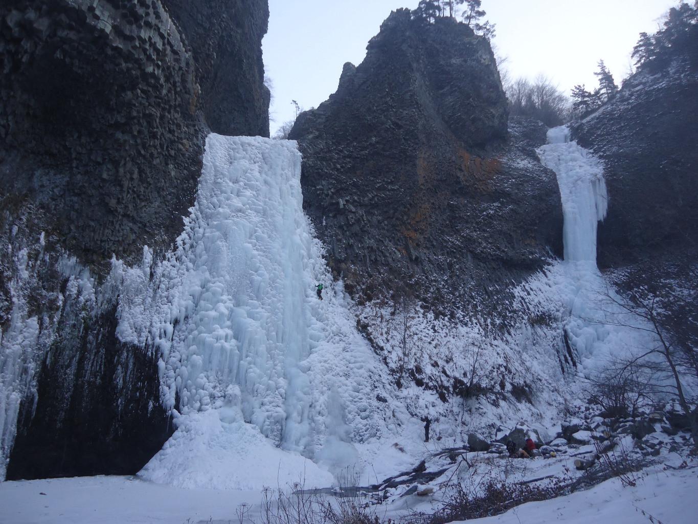Les 2 cascades du Ray-Pic