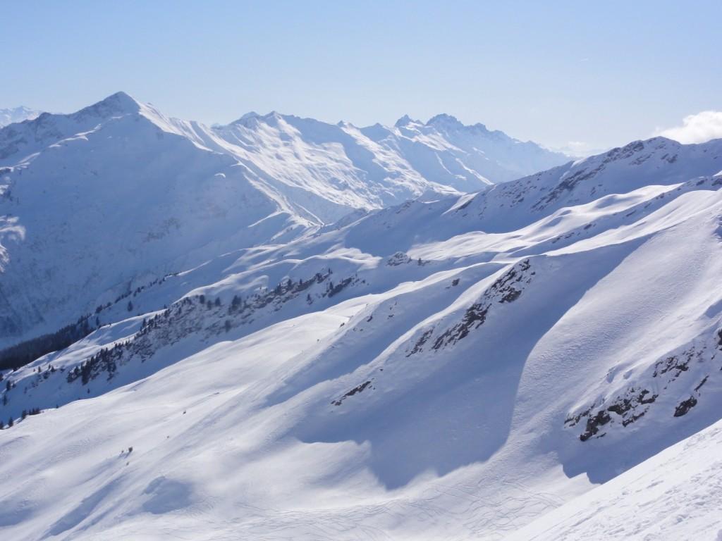 La Lauzière du Bellacha au Grand Pic, versant Ouest par le Col de Basmont