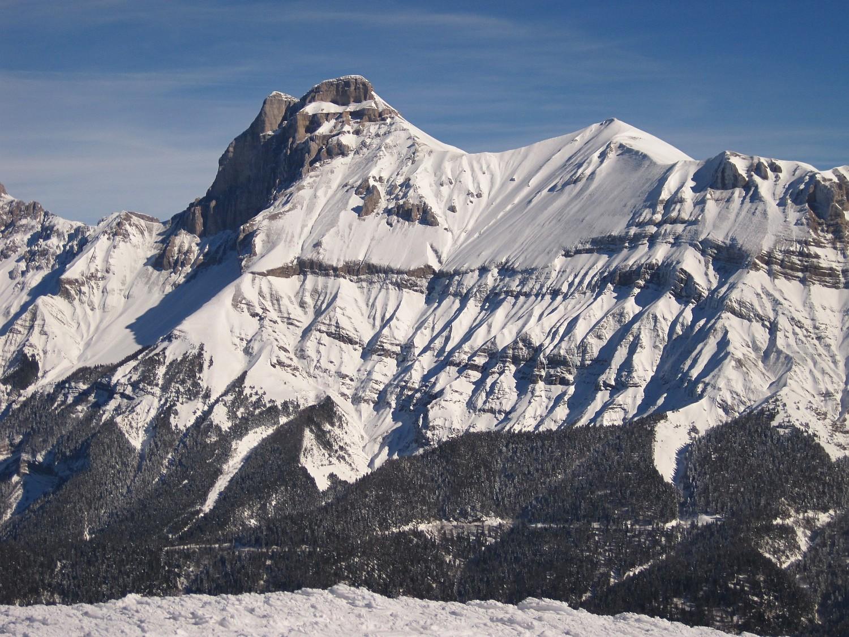 Grand Ferrand face ouest
