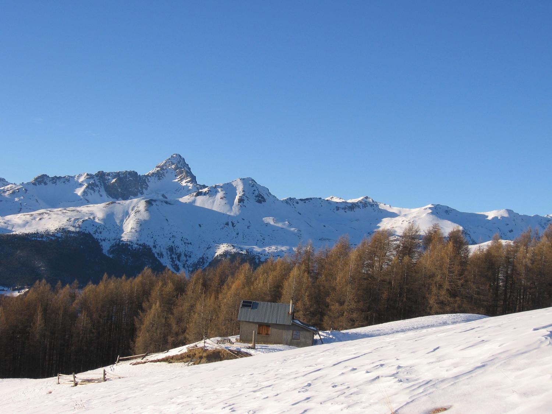La Gardiole de l'Alpe : on rentre !