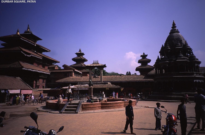 Durbar Square , Patan