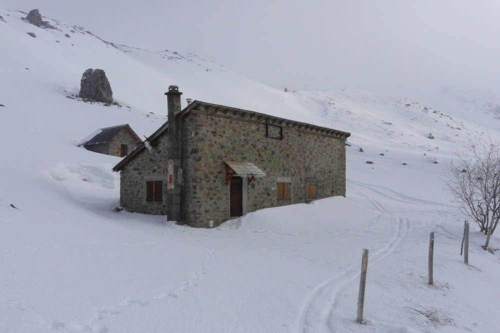 Cabane du Jas