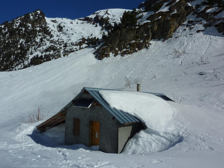 Cabane du Col.