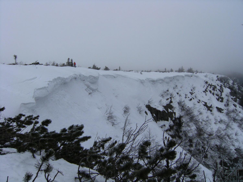 Chemin de retour, Lac Blanc(68)