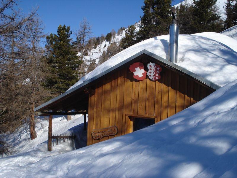 Cabane du Scex Carro
