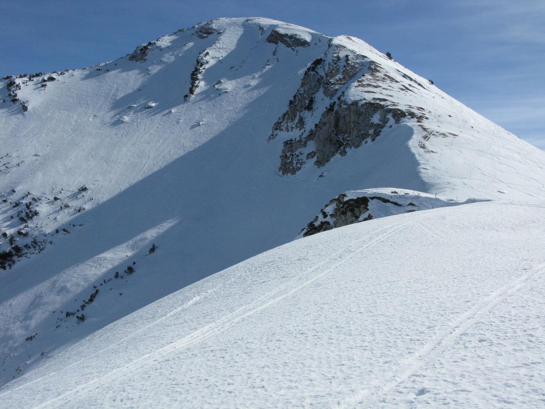Col du Colombier: Mont Colombier