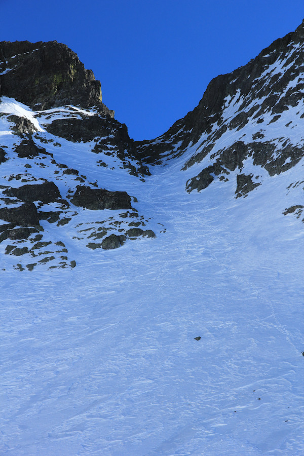 Grand Van : couloir N
