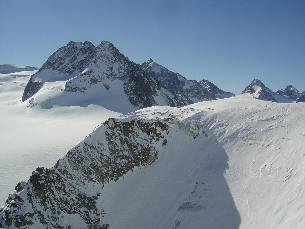 Petit Mont Collon, triste pour le skieur!