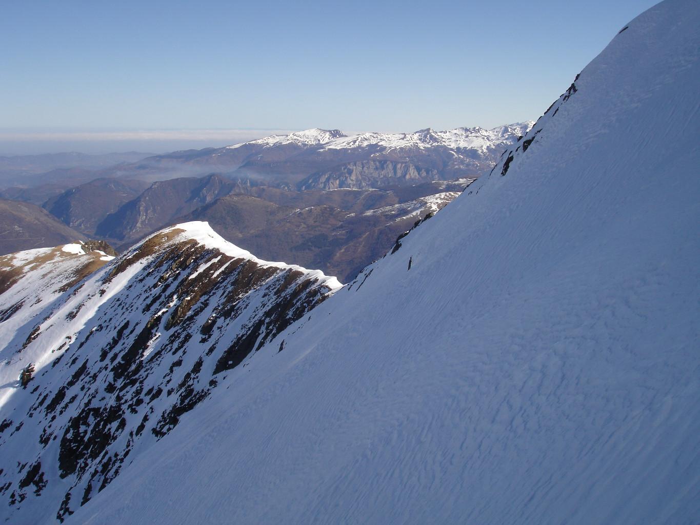 Quié de Sinsat et Mont Fourcat 2001m