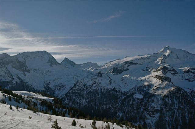 Collalto e Monte Nevoso in salita