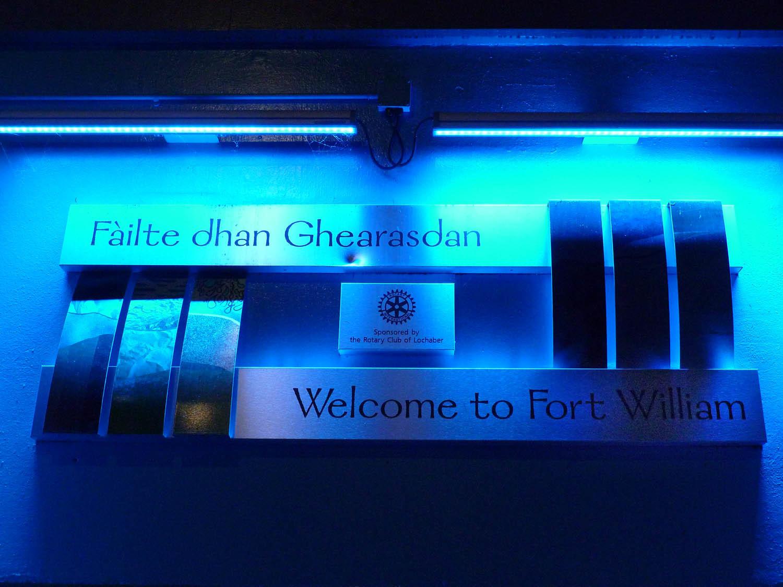 """Welcome to Fort Williman (et prononcer bien le """"T"""" en fin de """"Fort"""")"""