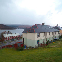 "Habitations ""typiques"" de Fort William"