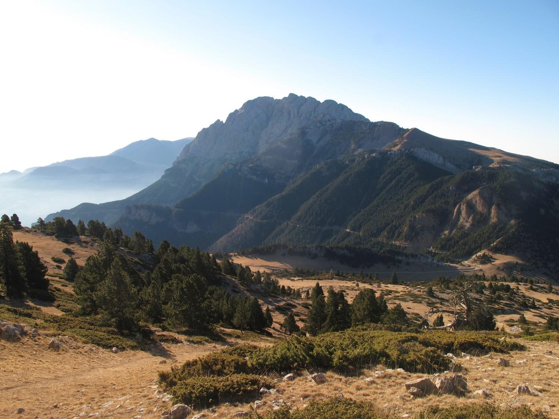 La belle Pedraforca (2497 m)