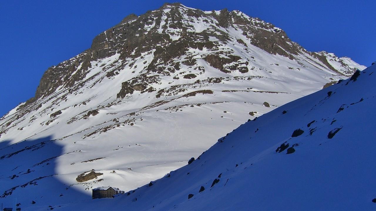 Silvretta-J2-Jamtalhutte avant les Kaiser..beignets