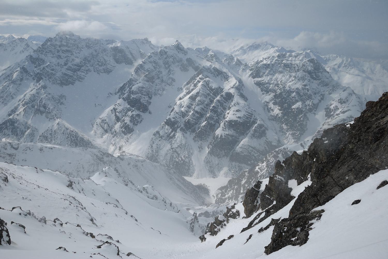 Dolomites de Basse-Engadine