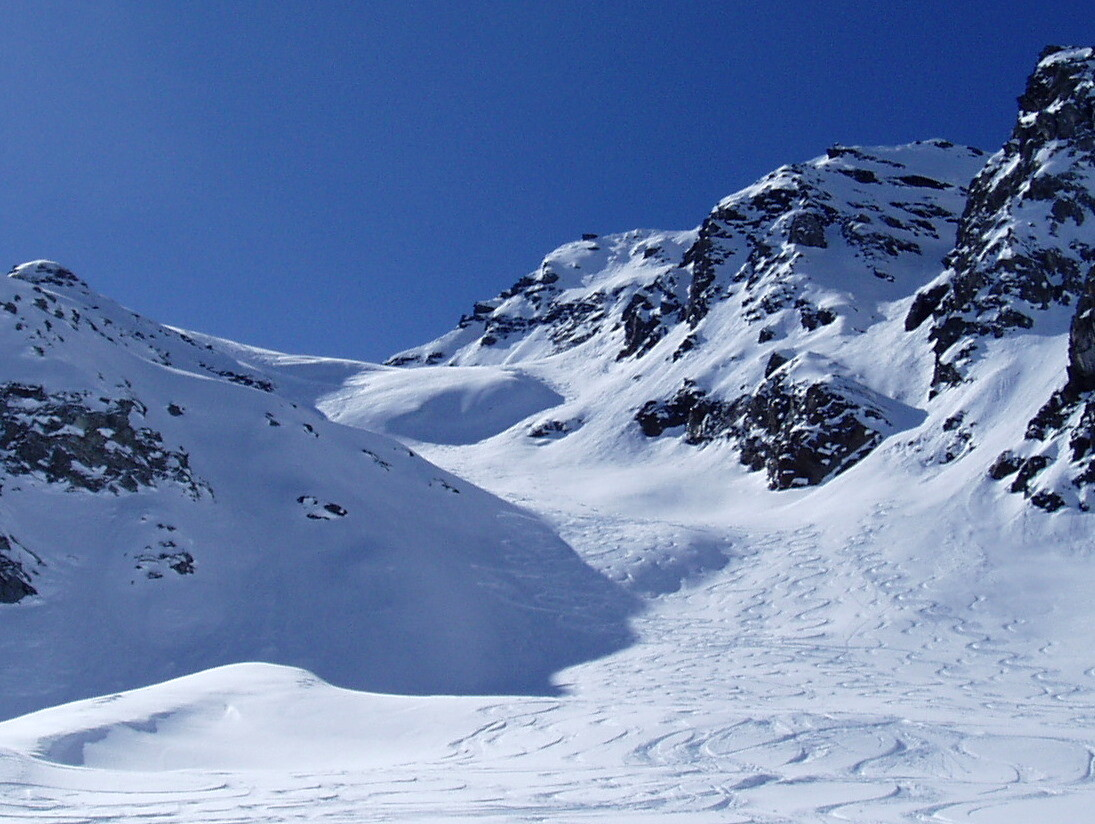 Glacier de Métail
