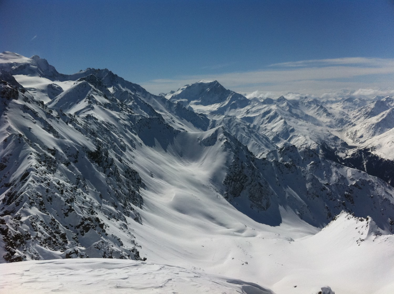 Mt Rogneux 21.03