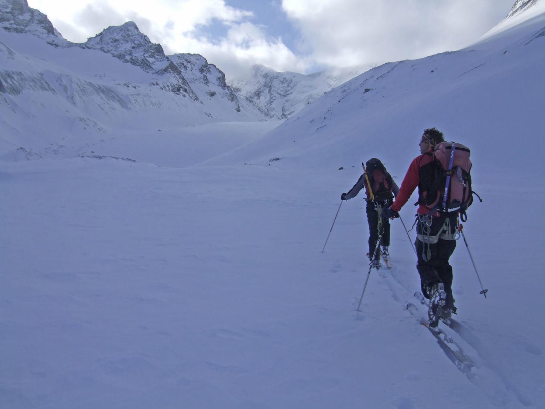 Glacier d Arolla