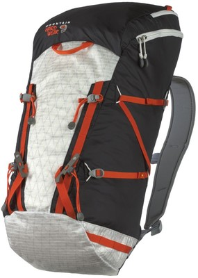 Le nouveau sac ultra-léger Mountain Hardwear Summit Rocket