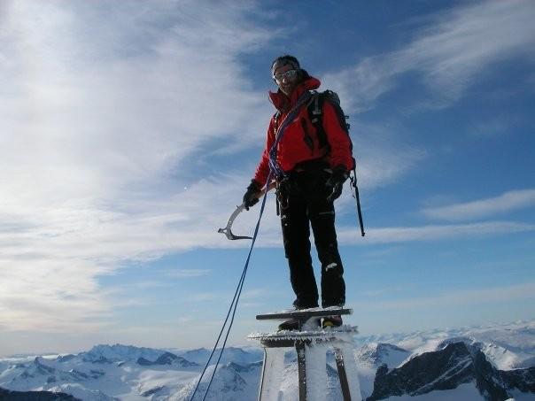 Galdhoppigen | Summit